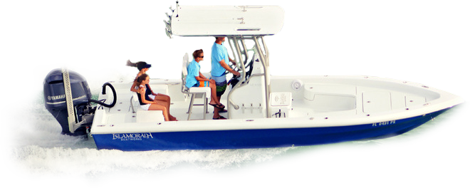 Speed. Performance. Perfection. - Islamorada Boatworks