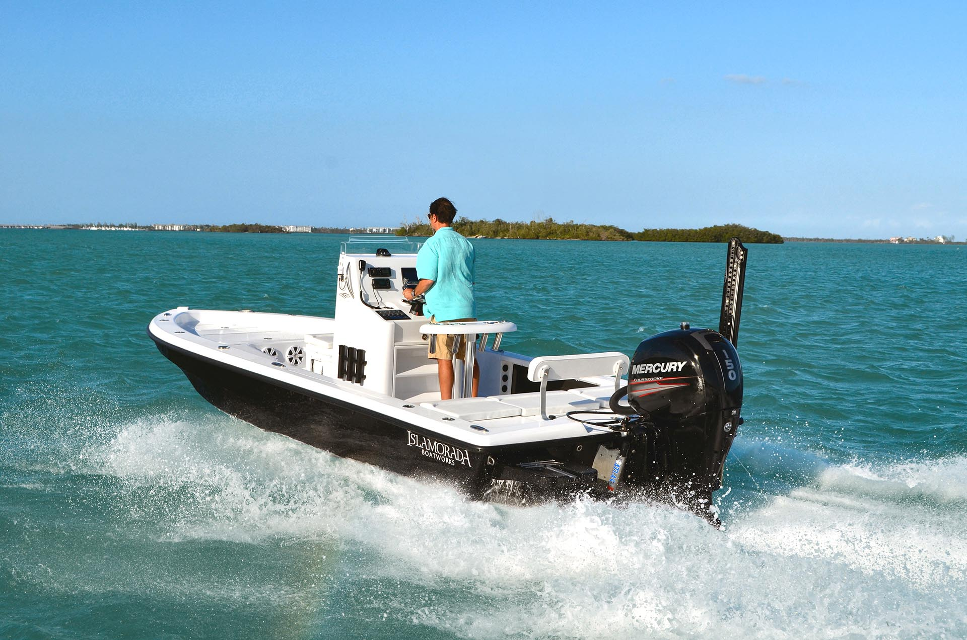 Morada 22 - Islamorada Boatworks