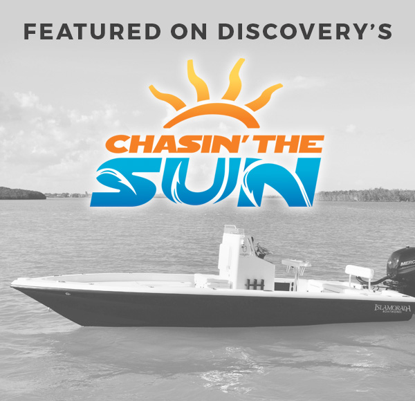 Islamorada Boat Works - Featured on Discovery's Chasin' the Sun